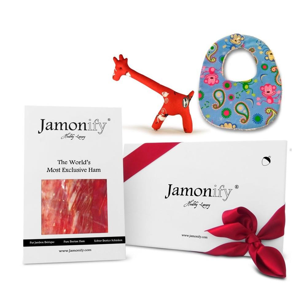 cadeau de naissance original pour b b et maman jamonify. Black Bedroom Furniture Sets. Home Design Ideas