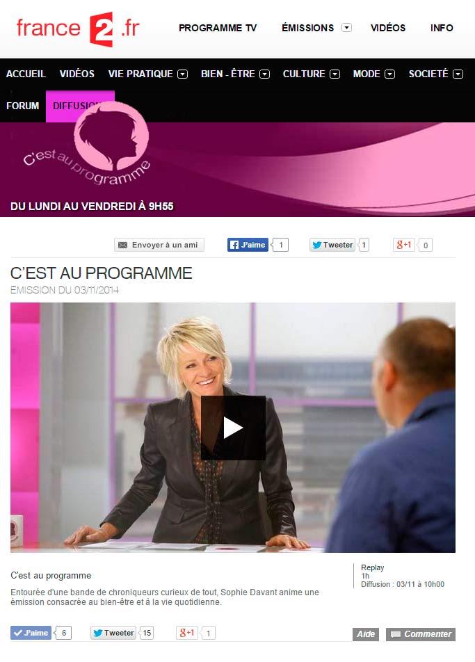 Jamonify en France2