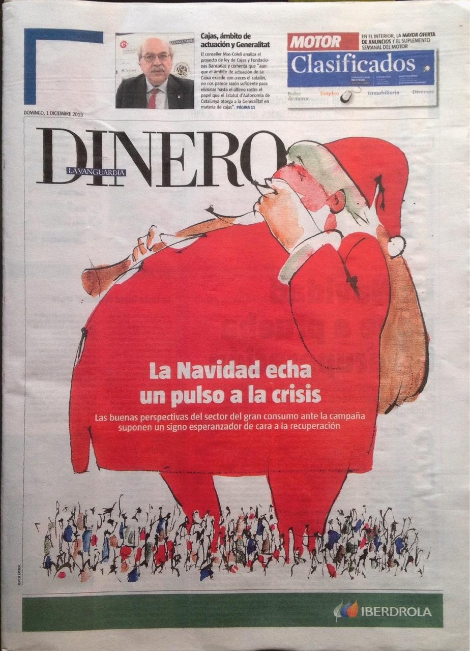 La Vanguardia- Dinero.