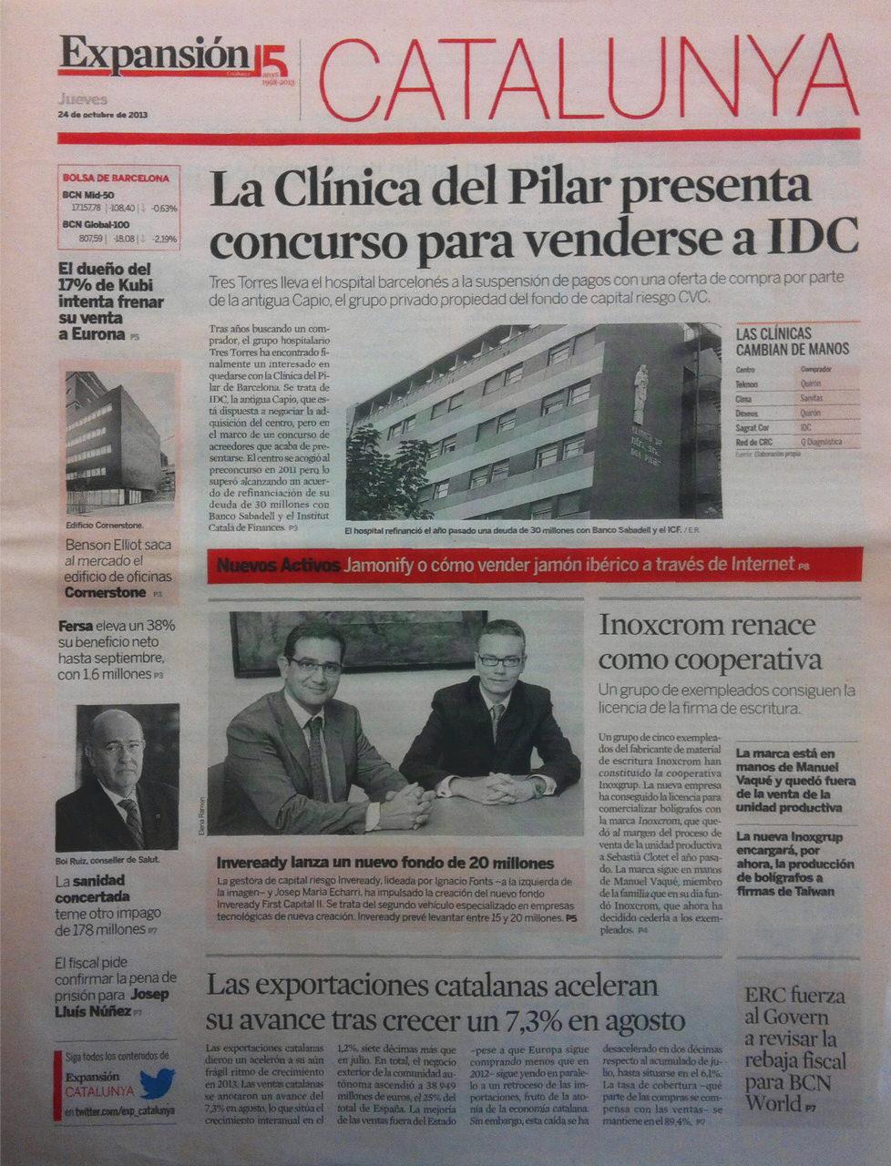 Expansión Edición Catalunya